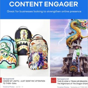 Content Development and Marketing Services Engager package