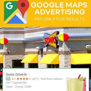 Advertise on Google Maps with Itrends your Digital Marketing Company