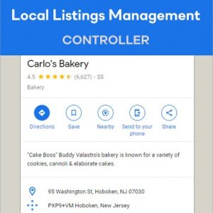 Local Listings Management Services
